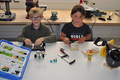 Junior Techniekacademie